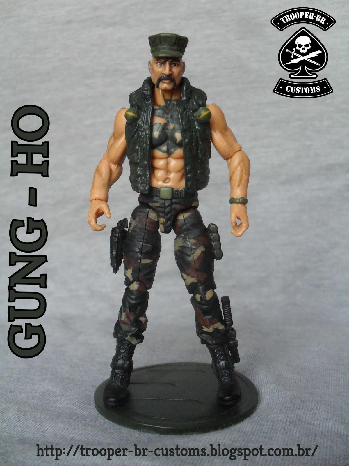 gung ho Gung-ho significa trabajando juntos para hacer que cada día sea más productivo que el anterior el video trata sobre una empresa que tiene serios problemas con una.