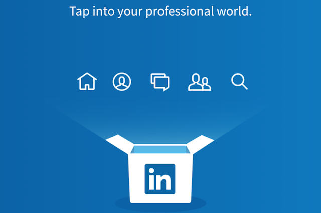 linkedin mobile app download