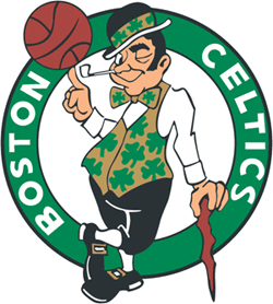 NBA 2K13 Boston Celtics Logo