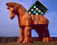 iPhone Trojan Horse Malware First Discovered in 2008
