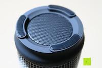unten: R4mpage RP-1100 Bluetooth Lautsprecher 10Watt mit LED Farbwechselmodus, und Mikrofon für Freisprechfunktion
