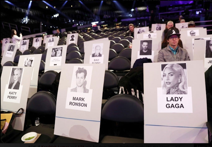 Grammys 2019 Seating Revealed - See who's seating close to your favourite celebrity