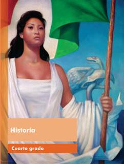 Libro de Texto Historiacuarto grado2016-2017