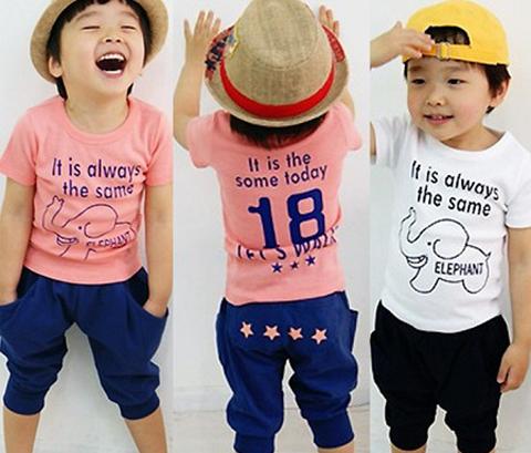 baju anak laki laki import