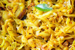 Spicy chilli Cabbage stir-fry