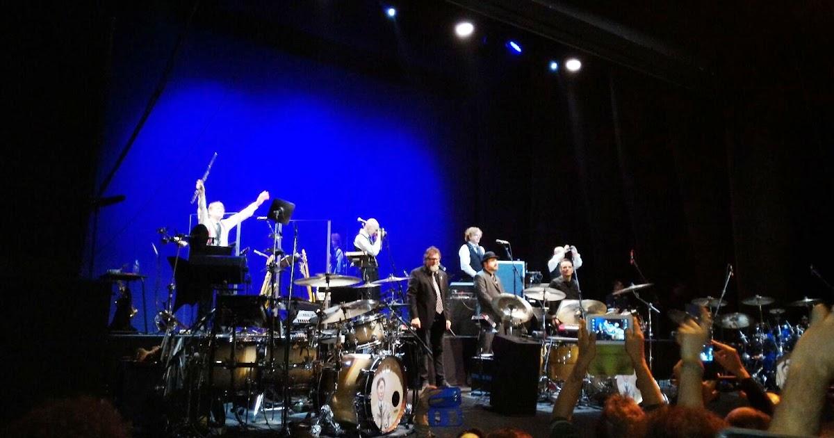 King Crimson a Torino, 14 novembre 2016: luci ed ombre di un concerto storico