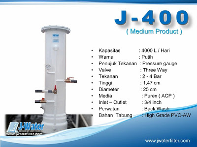 FIlter Air J400 Tangerang