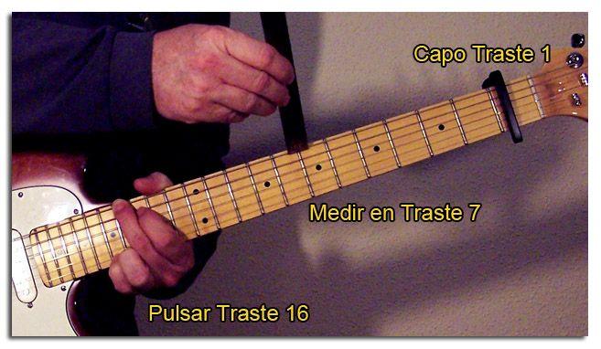 Cómo Comprobar la Curvatura del Mástil de la Guitarra