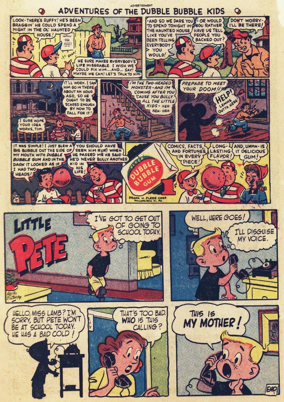 Read online Detective Comics (1937) comic -  Issue #215 - 14