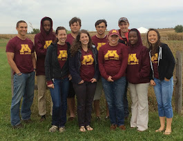 2014 University of Minnesota Soil Judging Team