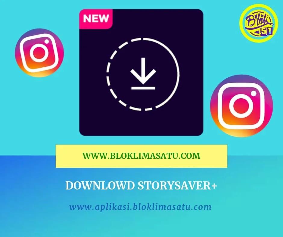 Download Storysaver+ apk