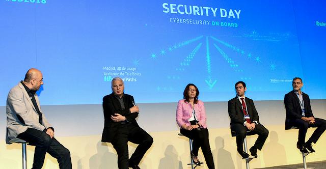 Security Day 2018 (III): Experiencias para aprender. Nuestros clientes hablan imagen