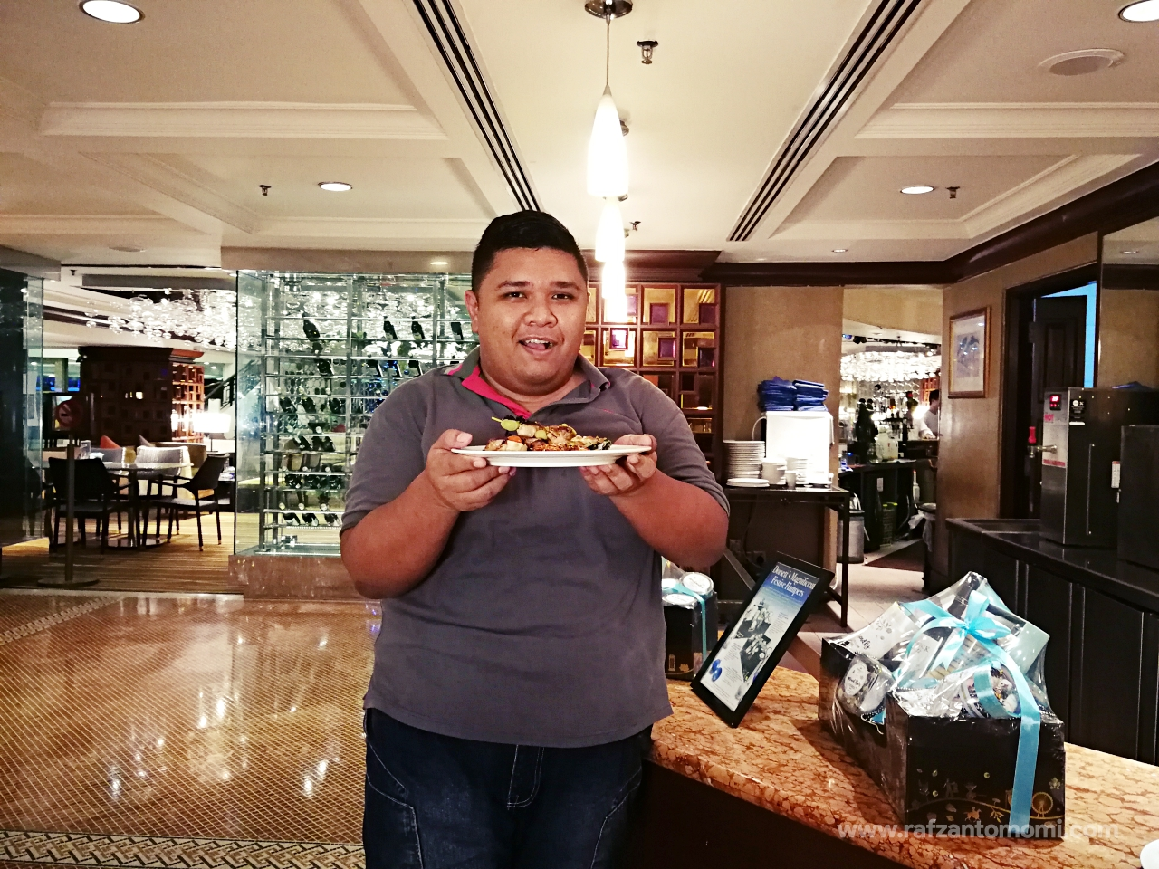 Raikan Krismas Yang Mewah dan Malam Tahun Baharu 2019 Yang 'Gastronomical' Di Dorsett Grand Subang