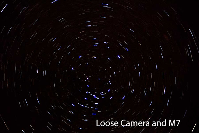 Lesson learned at Julian Star Party with loose camera screws(Source: Palmia Observatory)