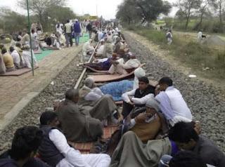 Train Updates : Jat Agitation in North India