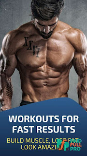 Gym workout programs And weight lifting exercises APK