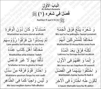 Rambut Nabi Muhammad Rosululloh shallallahu 'alayhi wa sallam (Part 1)