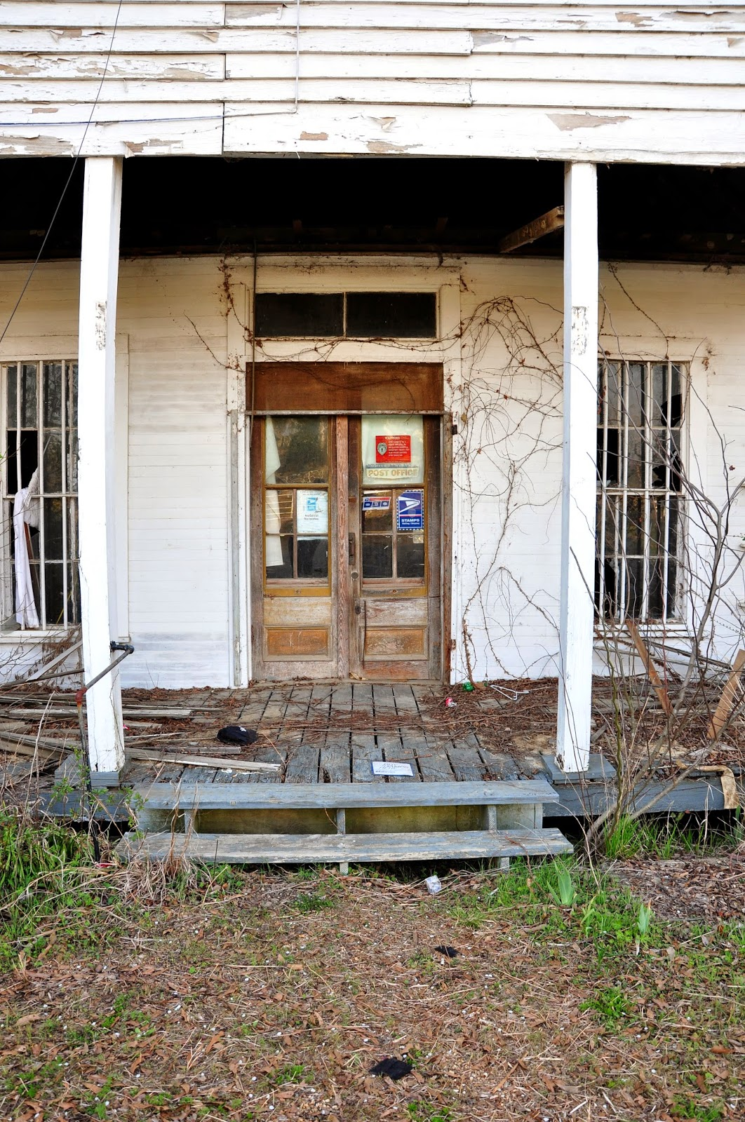 Stories Of The South Post Office Montpelier Ms Clay County