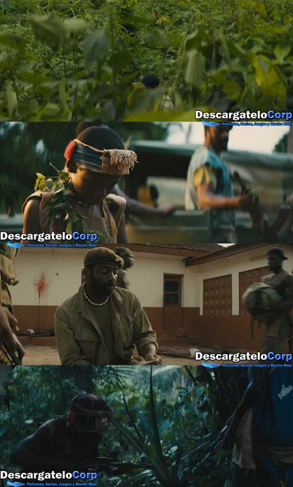 Beasts of No Nation HD 720p Latino