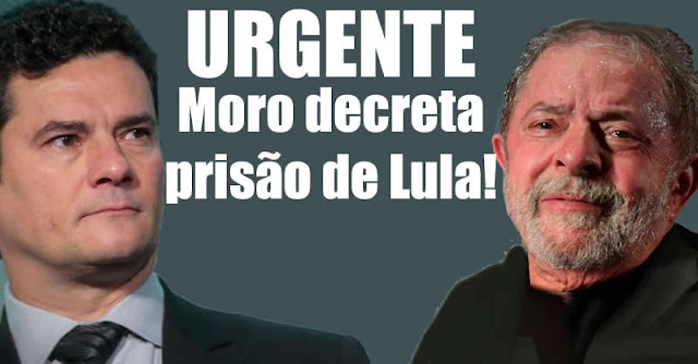 Resultado de imagem para - Jovem Pan - Prisão de Lula - 06/04