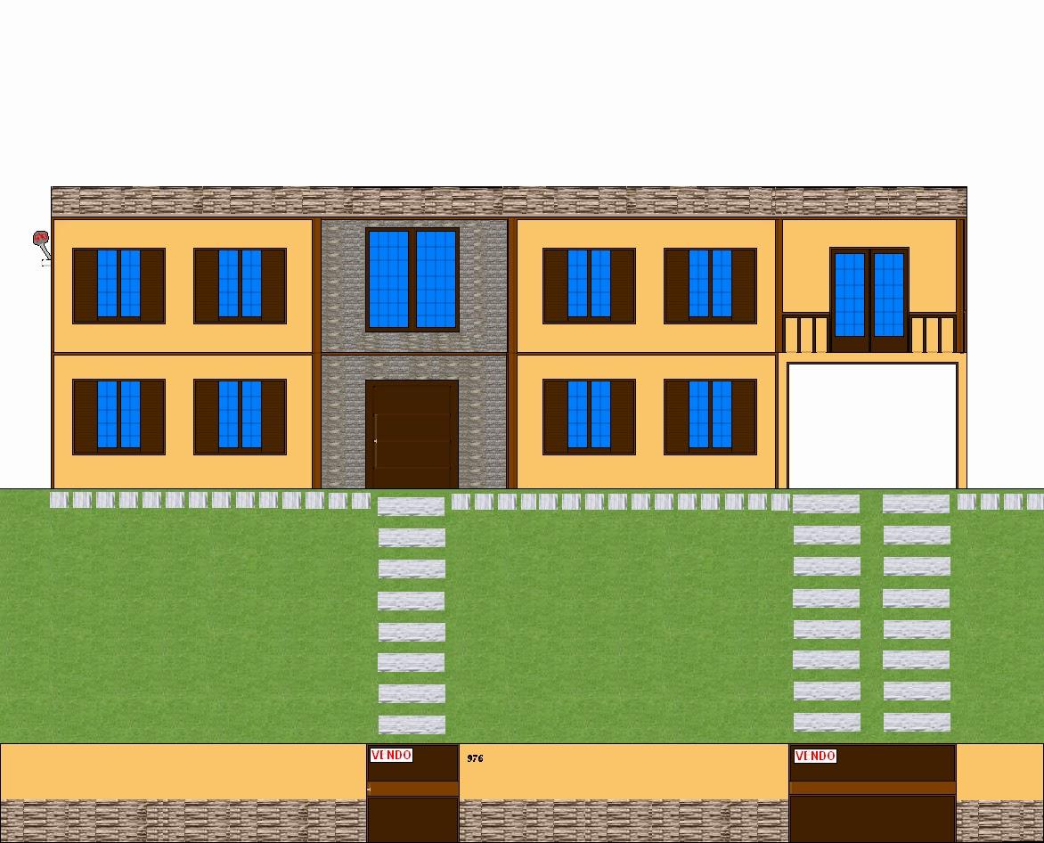 Desenhar Casas Desenhos De Casas No Paint