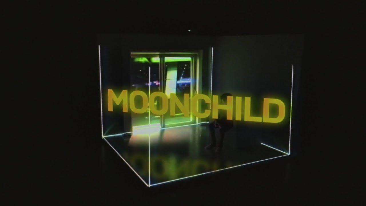 BTS' RM Released Lyrics Video for The Songs 'moonchild'