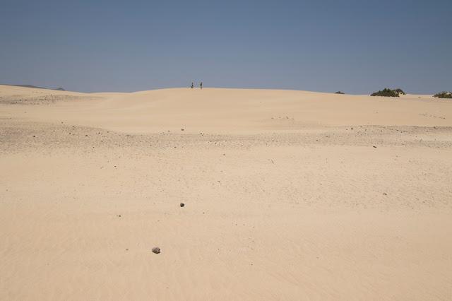 Parque natural duna de Corralejo-Fuerteventura