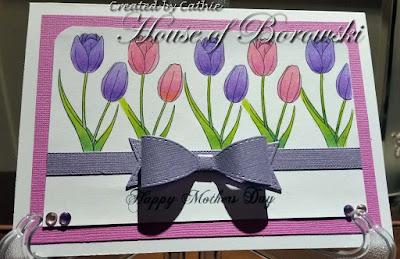 Diecut Divas, Janes Doodle Tulip