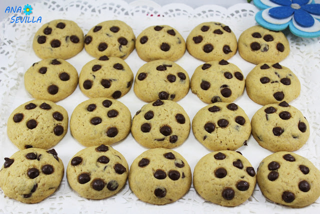 Cookies americanas Thermomix