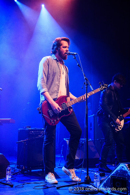 Modern Space at The Danforth Music Hall on April 16, 2018 Photo by John Ordean at One In Ten Words oneintenwords.com toronto indie alternative live music blog concert photography pictures photos