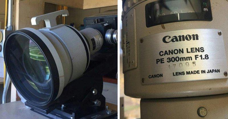 Canon PE 300mm f/1.8