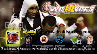 Download PES 2015 Lite PSP Android