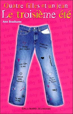 Quatre filles et un jean le troisième été d'Ann Brashares