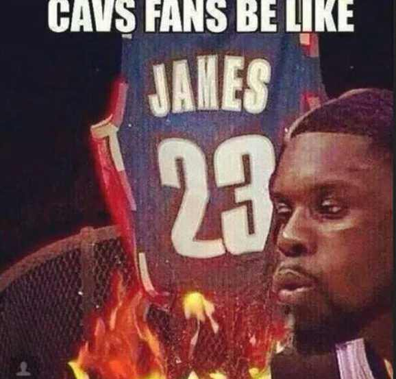 lebron james return meme lance stephenson on fire jersey hoopsvilla
