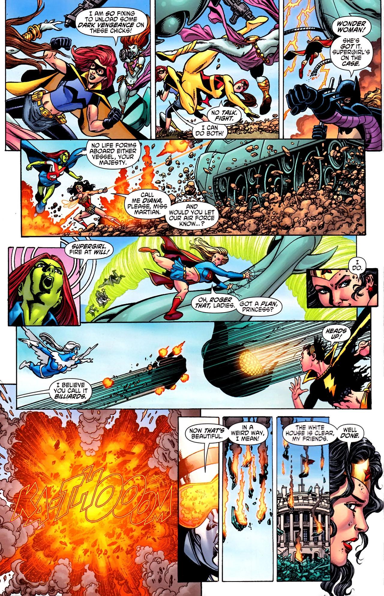 Read online Wonder Woman (2006) comic -  Issue #600 - 6