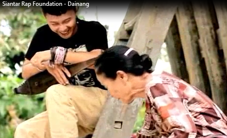Lirik Lagu batak Dainang - Siantar Rap Foundation Feat Pitta Rose
