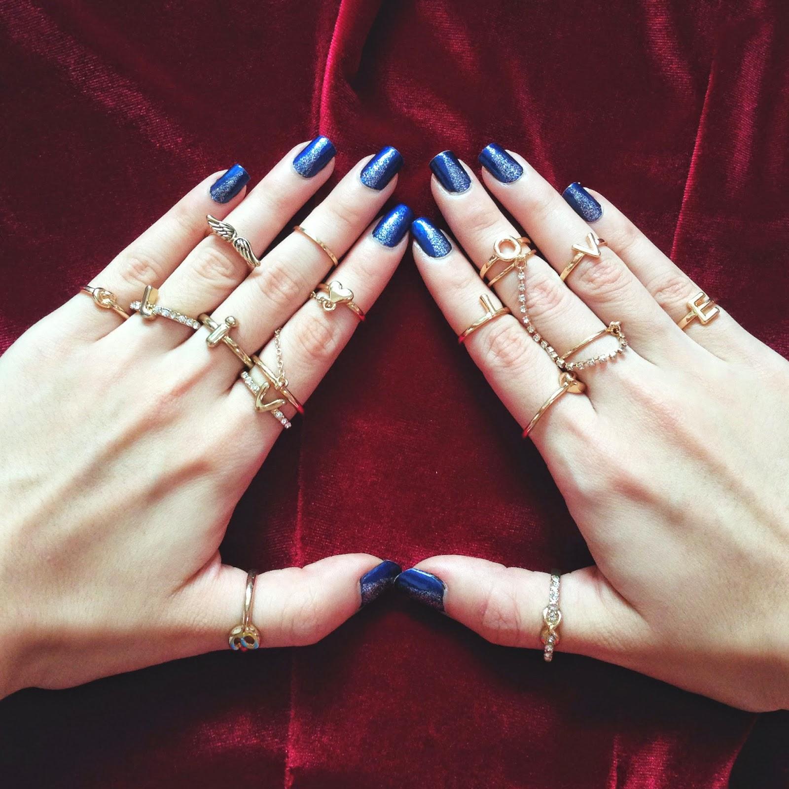 Megoosta Fashion: Nail Art