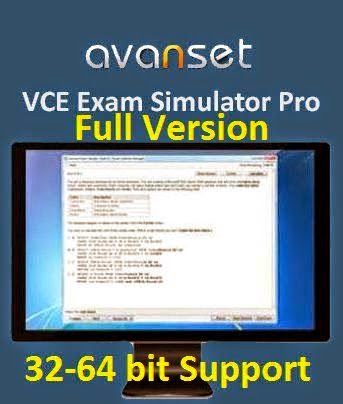 Download VCE Exam Simulator Pro 1 1 7 Final Incl Crack - Now