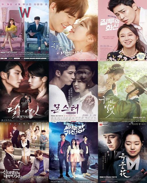 Drama Korea, Tanggal 29 Agustus-4 September 2016