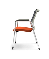 iDesk Oroblanco Guest Chair