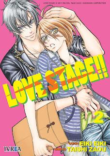 Eiki Eiki y Taishi Zaou (Love Stage!!) invitadas al XXIV Salón del Manga de Barcelona.