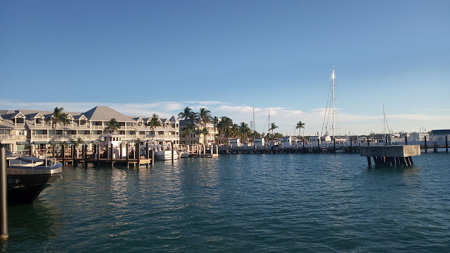 il porto di key west