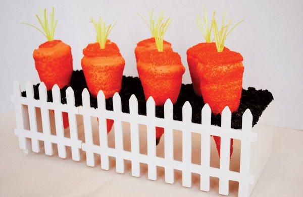 """http://eda.parafraz.space/  кексы, кексы в вафельном рожке, морковь, блюда """"Морковь"""", блюда пасхальные, блюда детские, кексы с глазурью, кексы в шоколаде, блюда в глазури, блюда оригинальные,"""
