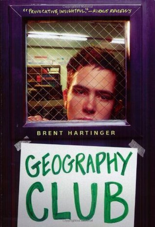 a review of the book the geography club by brent hartinger Geography club is a 2003 young adult novel by american author brent hartinger  it is the first book in the russel middlebrook series the novel follows a group.