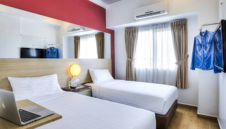Red Planet Hotel Termurah di Kota Palembang, Sumatera Selatan Indonesia