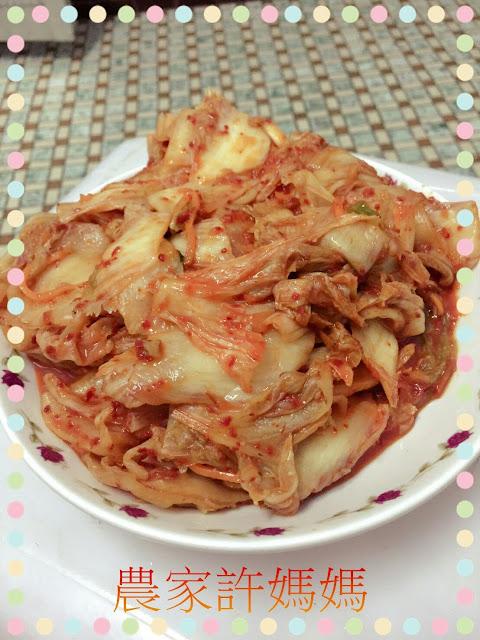 【農家許媽媽】約會聚餐非它不可韓國泡菜好吃料理