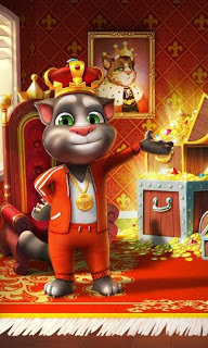 My Talking Tom MOD APK v3.7.1.53 Update (A Lot of Money)