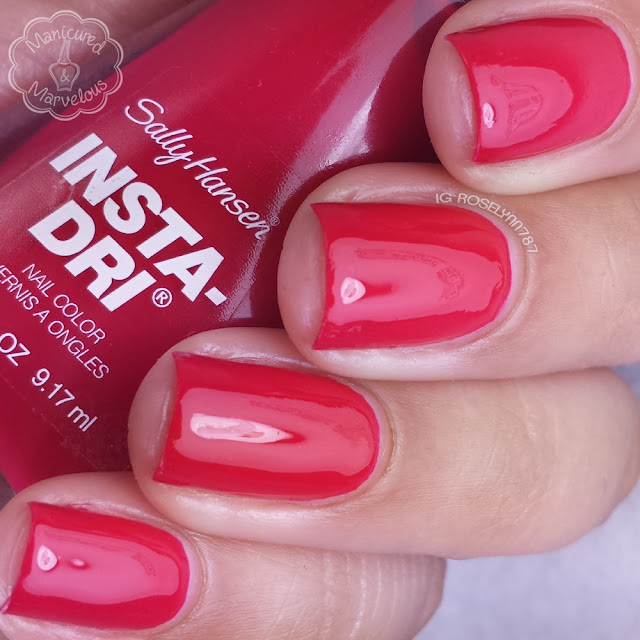 Sally Hansen Insta-Dri - Quick Brick