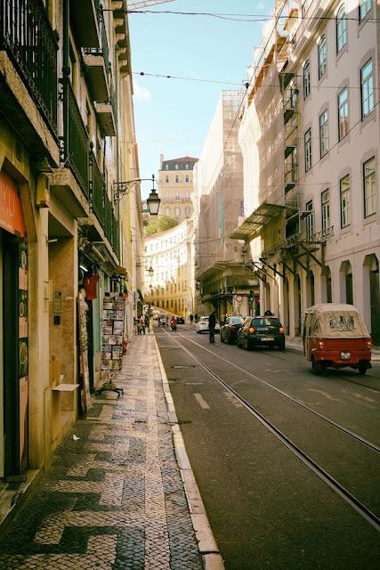 旧市街の中心地バイシャ地区