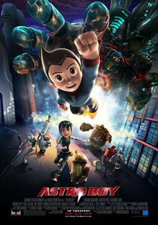 Astro Boy 2009 Hindi English BRRip 1080p Dual Audio